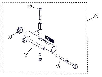 2015-ATV-T4S LONG TRACK TENSIONER