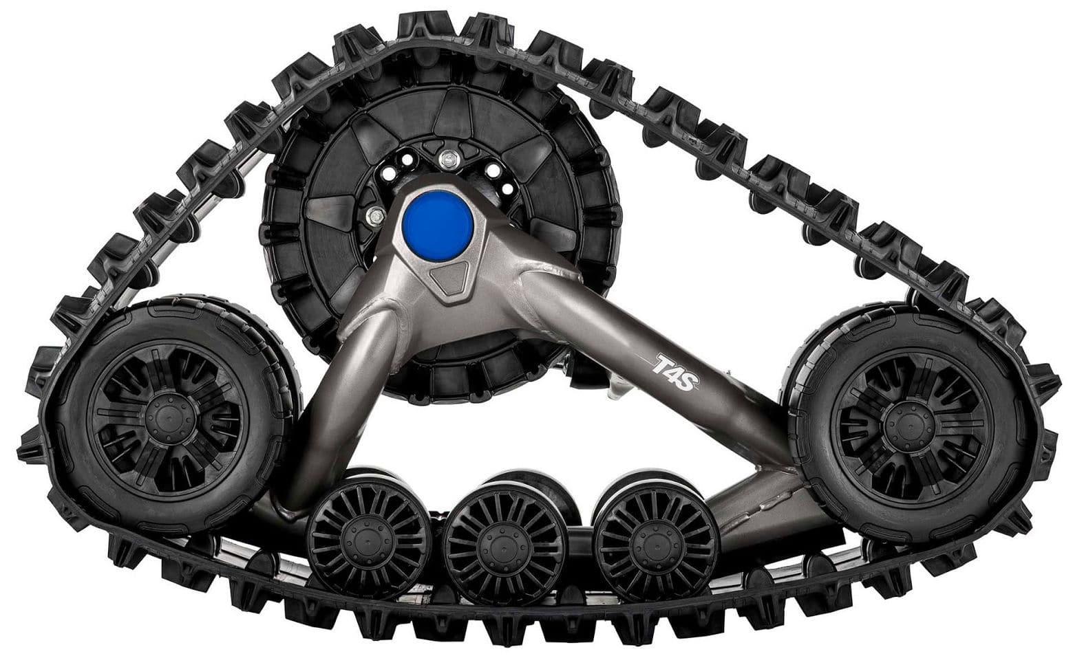 Camoplast T4S ATV Track System
