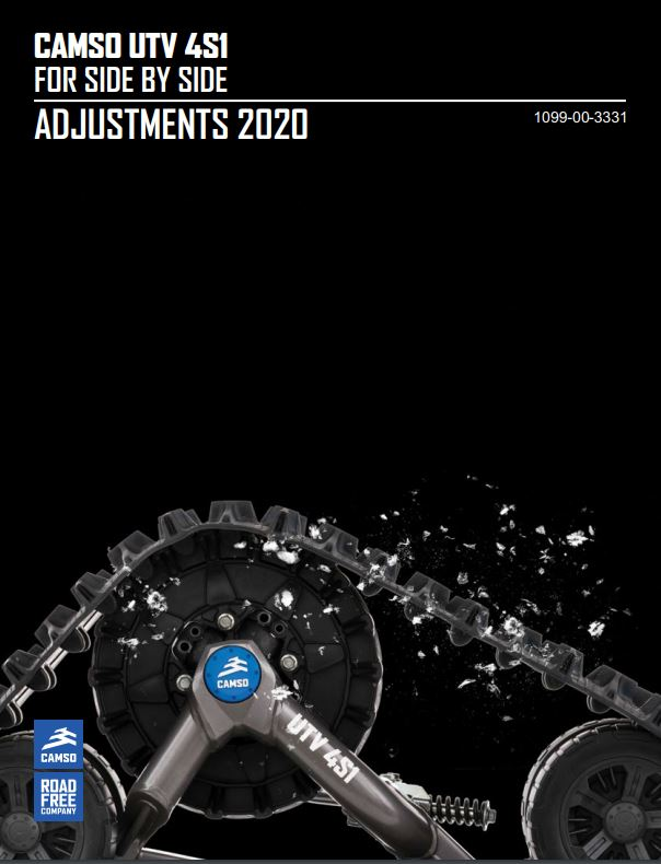 2020 UTV Track Parts