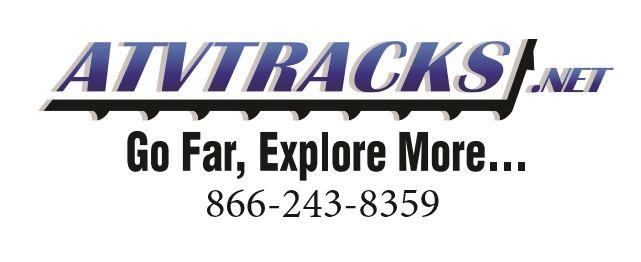 ATVTRACKS.com Logo W #