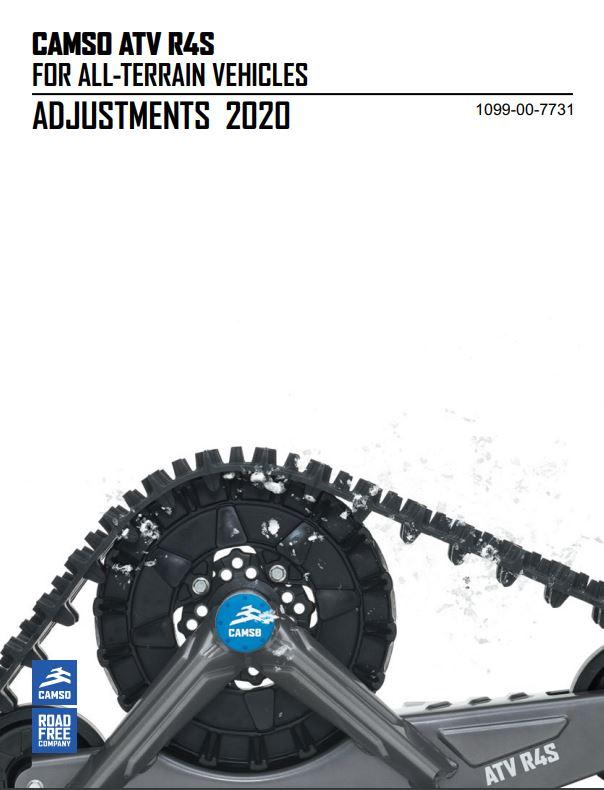 Camso R4S Adjustment