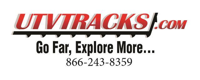 UTVTRACKS.com Logo W #